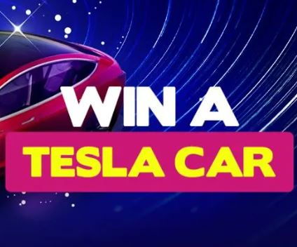 Win A Tesla Model 3 with BitStarz Casino!