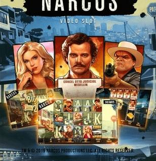 Narcos Video Slot